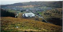 SS9799 : Cwm Rhondda by Phil Williams