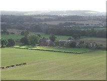SE3317 : Castle Farm by Steve Partridge