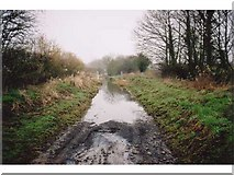 SP9344 : Ford near North Crawley by Andrew Smith