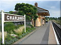 SP3519 : Charlbury Railway Station by Clive Perrin