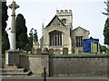SP7627 : St Laurence Parish Church, Winslow by Jon S