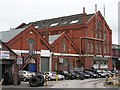 SJ3478 : Gum Tragasol Supply Company works, Hooton by David Kitching