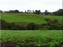 NY2546 : Roman Fort, Wigton by Nigel Monckton
