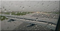 TQ0575 : London Heathrow South Runway by Edward