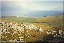 NR5275 : Summit of Corra Bhein by Mick Garratt