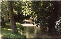 SK9804 : River Chater, Ketton by Humphrey Bolton