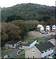 SX4660 : Holly Park Drive/Lakeview Drive,  Tamerton Foliot 1976 by Crispin Purdye