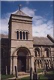 SK9909 : Tickencote Church by Humphrey Bolton
