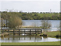 TL1994 : Crown Lakes Country Park, Farcet, Cambridgeshire by Andy Gilbert