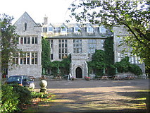 SX0776 : The Manor House at Hengar Manor by Phil Williams