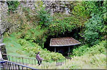 S5064 : Entrance to Dunmore cave by Crispin Purdye