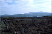 H1129 : Cuilcagh Mountain with Lough Macnean Upper in foreground by Dr Charles Nelson