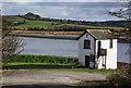 SX4165 : St Dominick: Halton Quay chapel by Martin Bodman