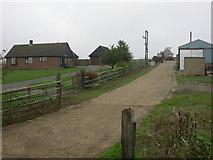 SP8952 : Longland Farm by Kokai