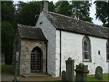 NO3265 : Glen Prosen Village Kirk by Lloyd Housley