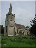 SO8010 : Haresfield (Glos) St Peter's Church by ChurchCrawler