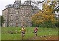 NS7775 : Cumbernauld House by Chris Upson