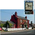 TL4268 : The Black Horse, Rampton CB4 by Philip Talmage