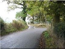 SE0848 : Road Junction by Tim Cook
