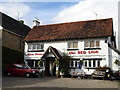 TL0215 : Red Lion - Studham by Robin Hall
