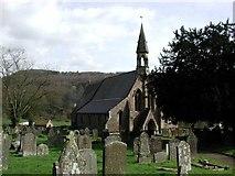 SO5204 : Llandogo, Church of St Oedoceus by ChurchCrawler