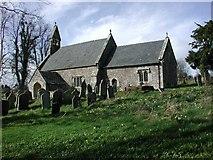 SO4601 : Llanfihangel-tor-y-mynydd, Church of St Michael by ChurchCrawler