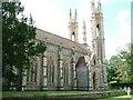 TG1222 : Booton Church by Mark Boyer