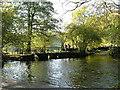 SD4191 : Footbridge - Winster Valley by Phil Kirby