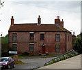 SE8022 : The former Ferry Inn (aka Angel) at Whitgift by Heather Holdridge