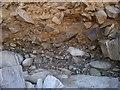 SW3835 : Raised Beach and head deposits by Hugh Venables