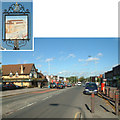 TQ4071 : Downham Way & the Downham Tavern, BR1 by Philip Talmage