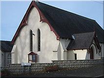 J1254 : Donaghcloney Methodist Church by Brian Shaw