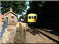 TG0939 : Holt Station, North Norfolk Railway by mark harrington