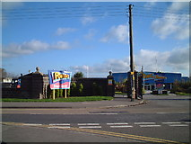 ST2954 : Pontins Holiday Camp, Brean Sands by Adrian and Janet Quantock