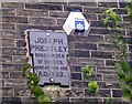 SE2227 : Plaque on Joseph Priestley birthplace by David Grimshaw