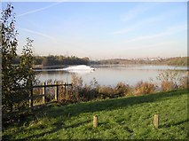 SK4583 : Rother Valley Park - North end by David Morris