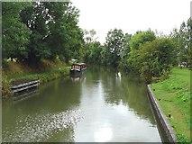 SU0463 : Kennet & Avon Canal by Michel Van den Berghe