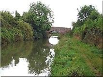SU0563 : Kennet & Avon Canal by Michel Van den Berghe