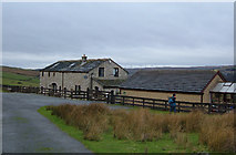 SD9125 : New Towneley Farm, Lower Moor, Todmorden by michael ely