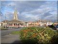 SP1484 : St Thomas More Church, Sheldon by peter lloyd