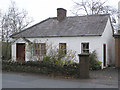 H4672 : Cottage at Hospital Road, Omagh by Kenneth Allen