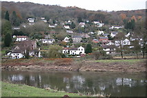 SO5203 : Llandogo and the River Wye by Philip Halling
