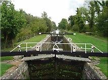 SU2163 : Kennet & Avon Canal by Michel Van den Berghe