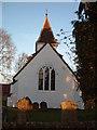 SP9007 : St, Leonard's Church from West by Rob Farrow