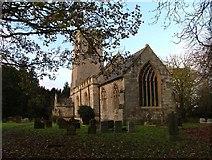SK7879 : St John the Baptist Church Treswell Notts by B Hilton
