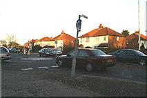 SD3314 : Junction of Grantham & Guildford Roads by David Long