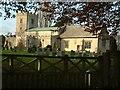 SU3899 : St. Mary's Church, Longworth by Colin Bates