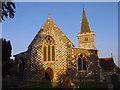 SU9382 : Burnham Parish Church - St Peters by Linda Bailey