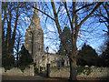 TF0906 : Bainton parish church, Peterborough by Rodney Burton