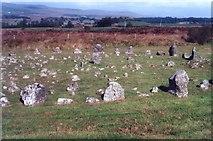 H6884 : Beaghmore Stone Circles, Co Tyrone by Mervyn Greer